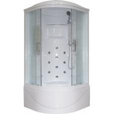 Душевая кабина Royal Bath RB 100NRW-С 1000*1000*2250 (Матовое)