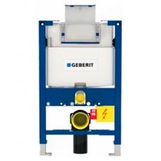 Инсталляция Geberit Duofix для подвесного унитаза, 82 см, со смывным бачком скрытого монтажа Omega 12 см (111.003.00.1)