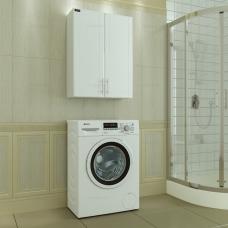 Шкаф подвесной СаНта Дублин 600*800 над стиральной машиной