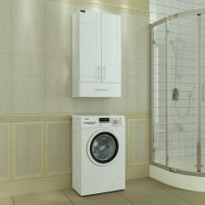 Шкаф подвесной СаНта Дублин 480*900, 1 ящик над стиральной машиной