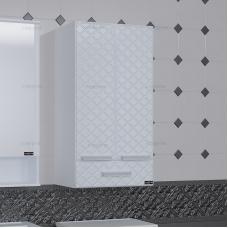 Шкаф подвесной СаНта Калипсо 48*90, 1 ящик над стиральной машиной