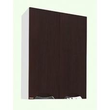 Шкаф навесной Vod-ok Лира 60 см Венге