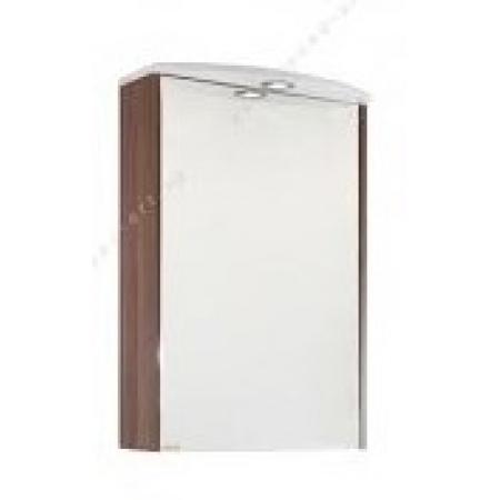 Шкаф-зеркало Vod-ok Лира 45 венге ПР