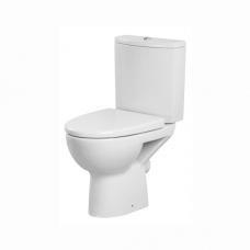 Унитаз напольный Cersanit PARVA S-KO-PA011-3/6-D-w сиденье дюропласт