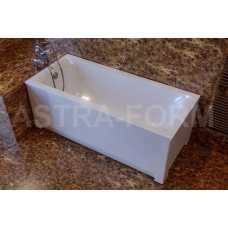 Ванна Astra-Form Нью-Форм 160x70 белая
