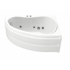 Акриловая ванна Bas Алегра 150x90 R с гидромассажем