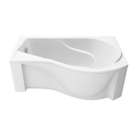 Акриловая ванна Bas Капри 170x94,5 R без гидромассажа