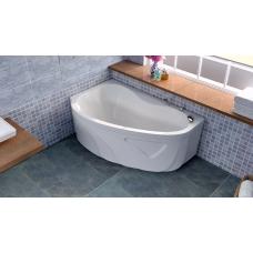Акриловая ванна Bellsan Дарина 1650*1100*620 R без гидромассажа