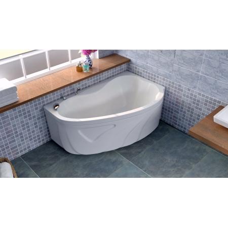 Акриловая ванна Bellsan Дарина 1650*1100*620 L без гидромассажа