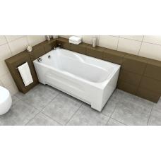 Акриловая ванна Bellsan Риана 1600x740x640 с гидромассажем