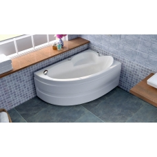 Акриловая ванна Bellsan Грета 1480*900*630 L с гидромассажем