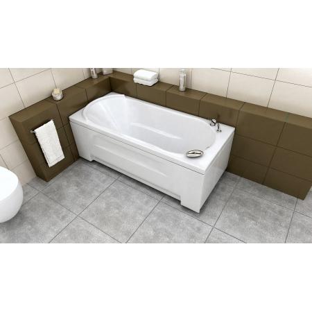 Акриловая ванна Bellsan Риана 1700x740x640 без гидромассажа