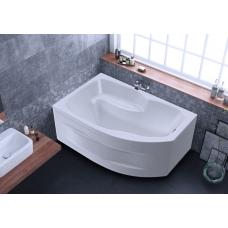 Акриловая ванна Bellsan Сати 1500х960x630 R без гидромассажа