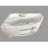 Акриловая ванна Bellsan Индиго 1600*1005*715 R с гидромассажем, без ручек