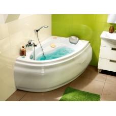 Акриловая ванна Cersanit Joanna 1400*900L WA-JOANNA*140-L-W без гидромассажа