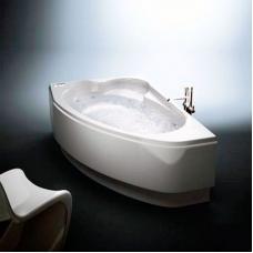 Акриловая ванна Cersanit Kaliope 1530x1000L WA-KALIOPE*153-L без гидромассажа