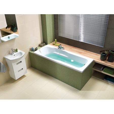 Акриловая ванна Cersanit Santana 1600x700 WP-SANTANA*160 без гидромассажа