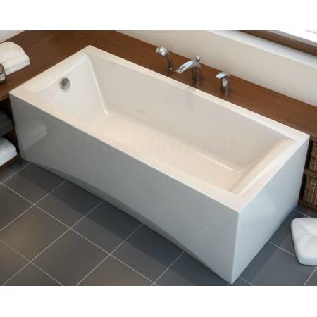 Акриловая ванна Cersanit Virgo 1700x750 без гидромассажа