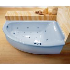 Ванна Astra-Form Анастасия правая белая