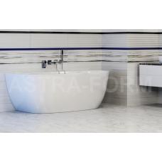 Ванна Astra-Form Атрия пристеночная 170x85 RAL