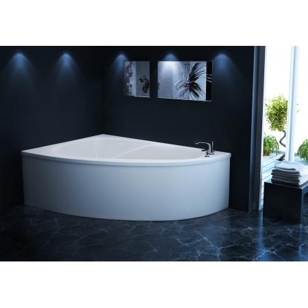 Ванна Astra-Form Тиора левая белая