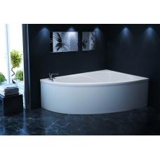 Ванна Astra-Form Тиора правая белая