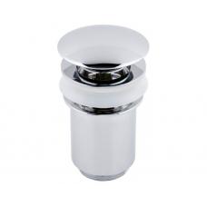 Донный клапан для раковины Timo 8011/00 chrome (автомат)