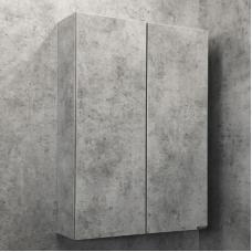 Шкаф подвесной Comforty Осло-60 бетон светлый (00-00000837)