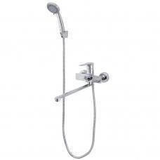 Смеситель для ванны Raiber Comfort R4502 однорычажный