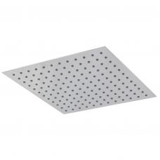 Верхний душ Teorema Square Flat 400