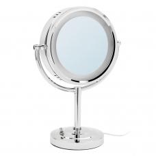 Зеркало увеличительное Raiber RMM-1114 настольное LED