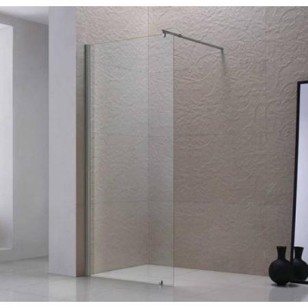 Душевая перегородка Royal Glass of Water RGW WA-02 серия Walk In 100х190 см стекло прозрачное (Easy Clean)