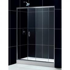 Душевая дверь раздвижная Royal Glass of Water RGW PA-12 серия Passage 180x195 см матовое стекло