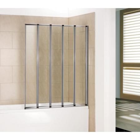 Шторка на ванну складная маятниковая Royal Glass of Water RGW SC-22 серия Screen 120х150 см стекло прозрачное (Easy Clean)