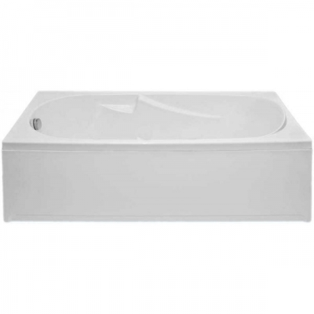 Акриловая ванна Bas Мальдива 160x70 без гидромассажа
