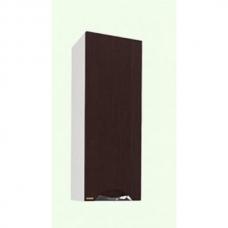 Шкаф навесной Vod-ok Лира 40 см Венге ПР