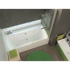Акриловая ванна ALPEN Luna 140