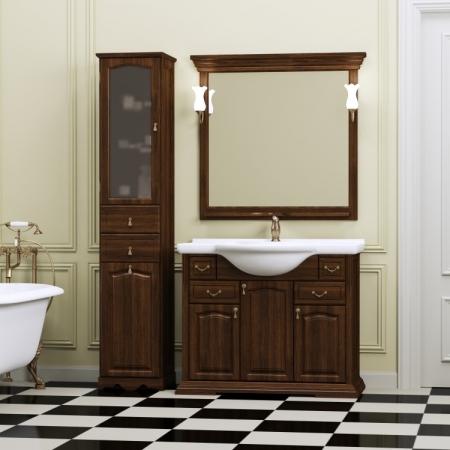 Комплект мебели Opadiris Риспекто 105 (белый)