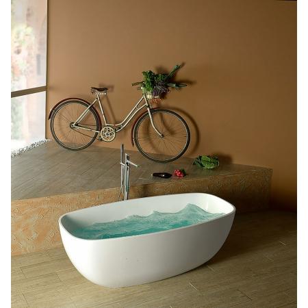 Ванна из литого мрамора ALPEN Ipanema 170