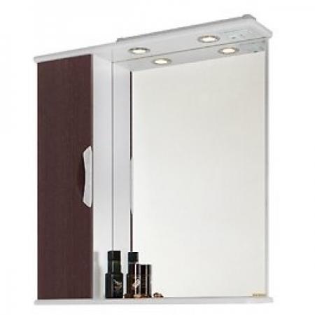 Шкаф-зеркало Vod-ok Лира 85 венге ЛВ