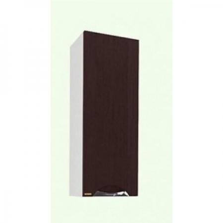 Шкаф навесной Vod-ok Лира 30 см Венге ЛВ