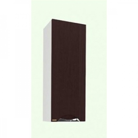 Шкаф навесной Vod-ok Лира 30 см Венге ПР