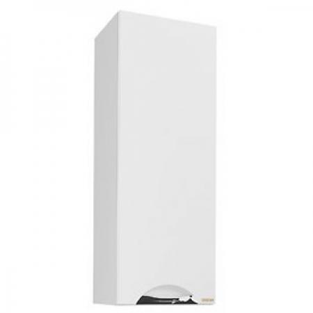 Шкаф навесной Vod-ok Лира 40 см Белый ЛВ