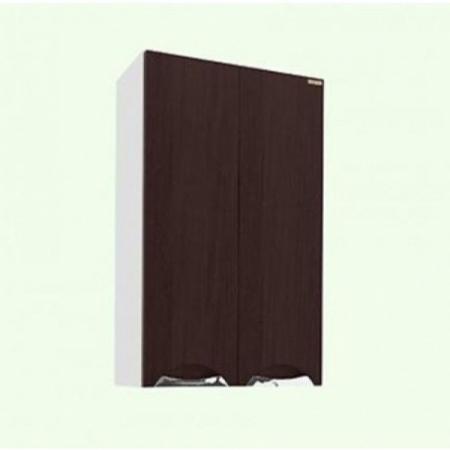 Шкаф навесной Vod-ok Лира 50 см Венге