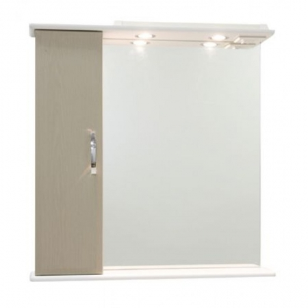 Зеркало Vod-ok Колумбия 75 см Дуб ПР