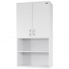 Шкаф над стиральной машиной Vod-ok 60 см с нишей Белый