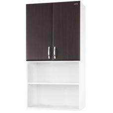 Шкаф над стиральной машиной Vod-ok 60 см с нишей Венге