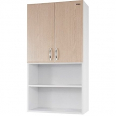 Шкаф над стиральной машиной Vod-ok 60 см с нишей Дуб