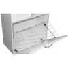 Шкаф над стиральной машиной Vod-ok 60 см с корзиной Венге