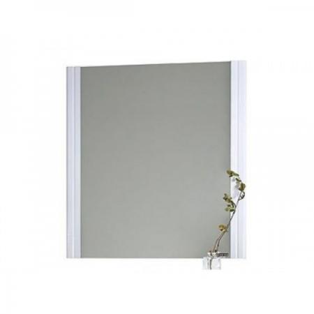Зеркало Vod-ok Флоренц 75 см Белое